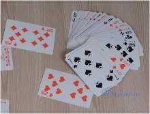 Значение, расшифровка достоинств карт. Колода карт. Игральные карты